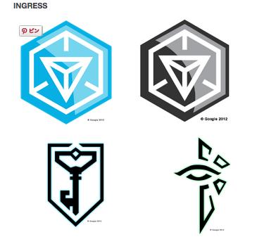 Ingress Trademarks and Logos