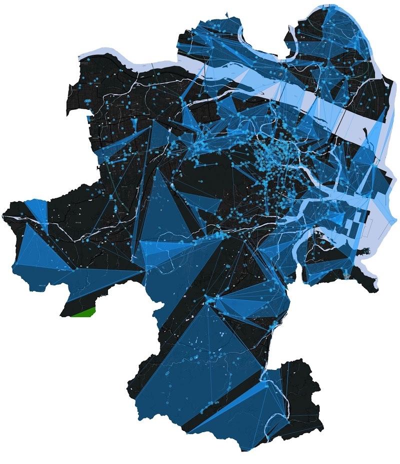 市内全てのポータルを青に染めた徳島の #ブルータイフーン作戦 ...